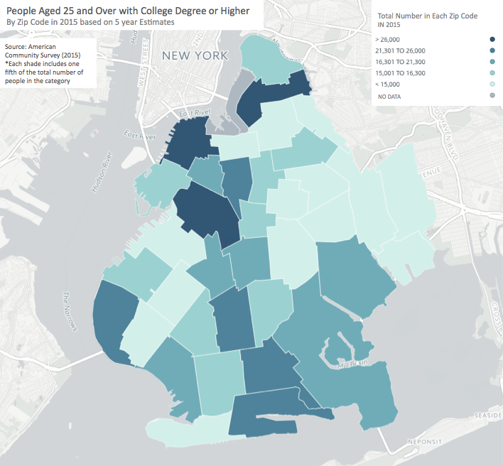Brooklyn Zip Code Map 2017.Brooklyn S Business Boom Office Saying The Unsaid In New York
